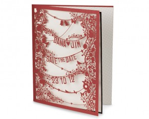 דנה וג'ים - הזמנה לחתונה