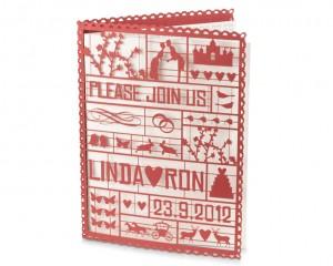לינדה ורון - הזמנה לחתונה