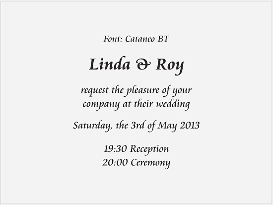 english fonts for wedding invitations letter press5