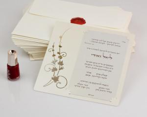 הזמנות חתונה מיוחדות - ליאל ואודי