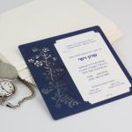 הזמנת חתונה מקורית - שרון וישי