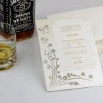 הזמנות חתונה מעוצבות - יעל ויניב