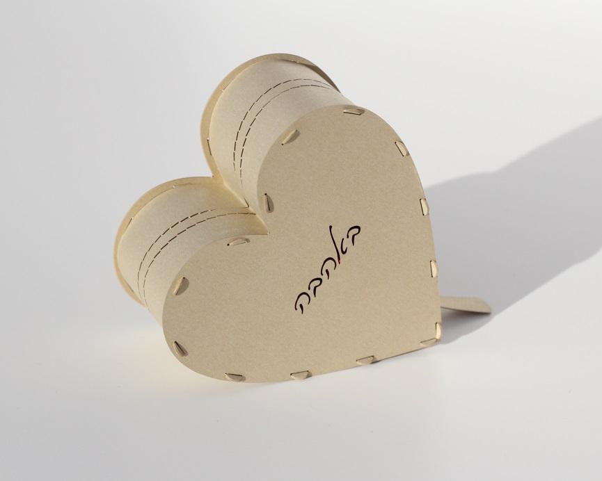 קופסת דרז'ה בנגיעה אישית - מזכרת מתוקה מהחתונה