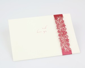 חבק נייר למעטפה