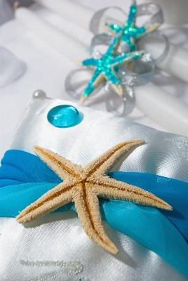 חתונה אביבית בצבעי כחול