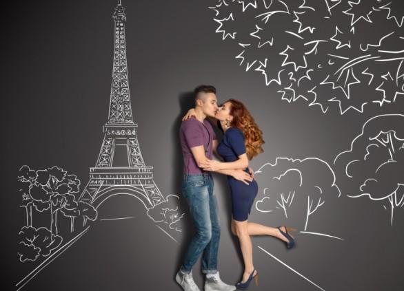 הצעת נישואין בפריז – הכי רומנטי בעולם